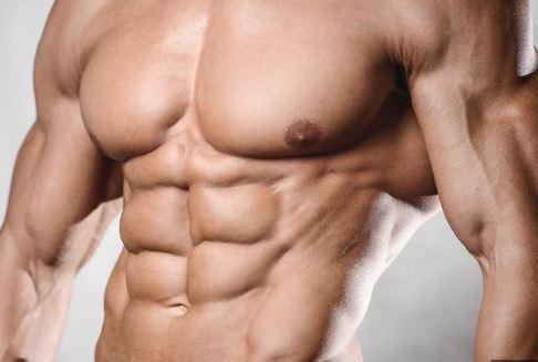 كيف تحصل على عضلات بطن بارزه